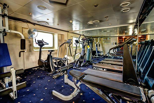 Sea Spirit gym