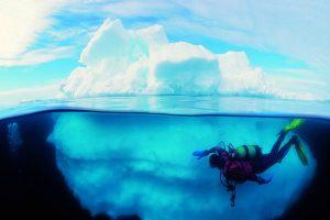 Plongée Antarctique