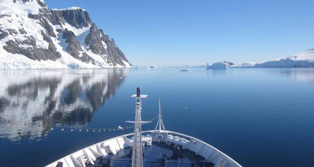 saison antarctique