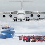 avion antarctique vol+croisiere