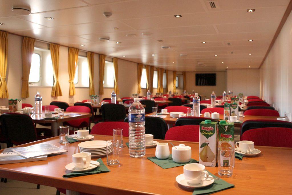 Ortelius salle à manger