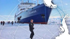 antarctique cercle polaire