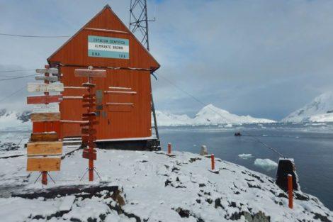 antarctique ushuaia