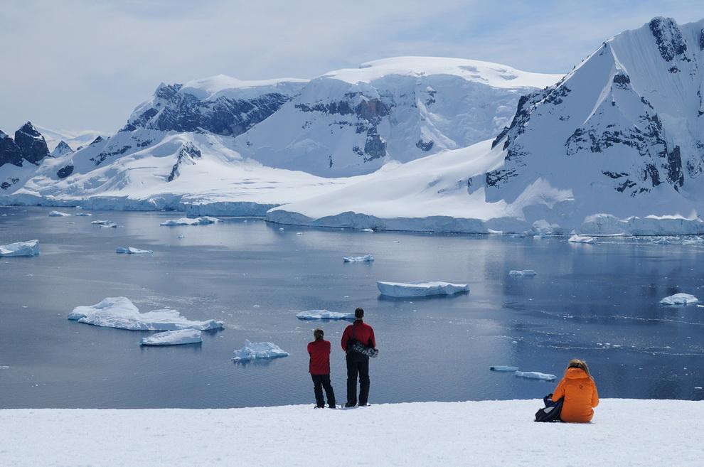 balade antarctique