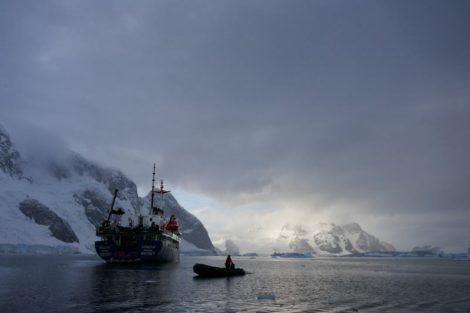 ushuaia antarctique