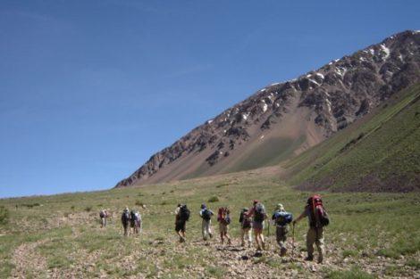 Aconcagua randonnée