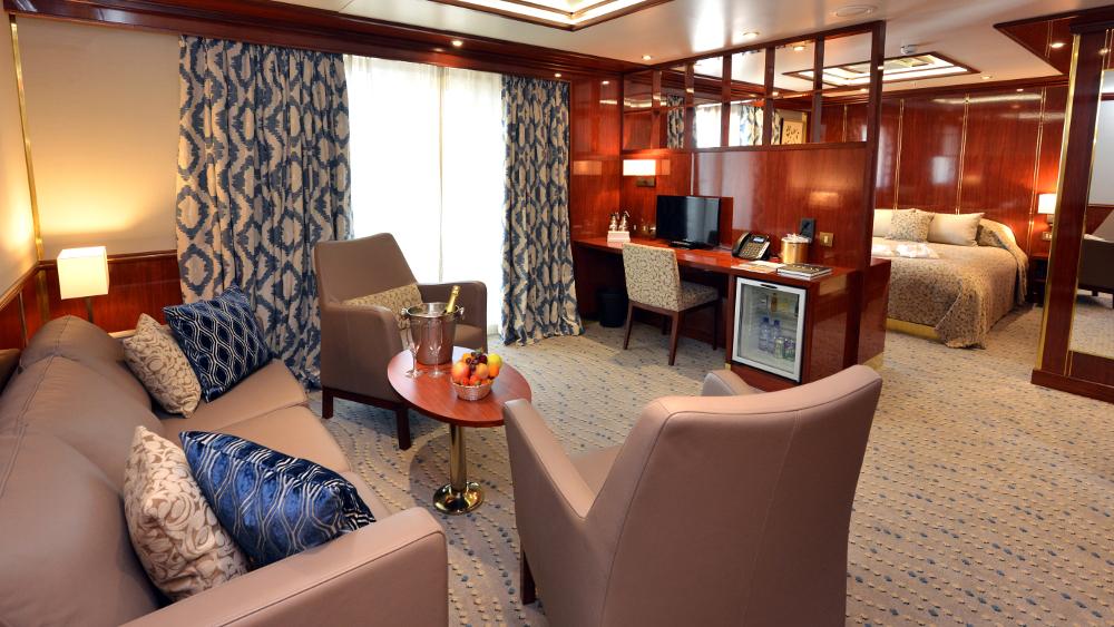 Hebridean et Island Sky Owner Suite
