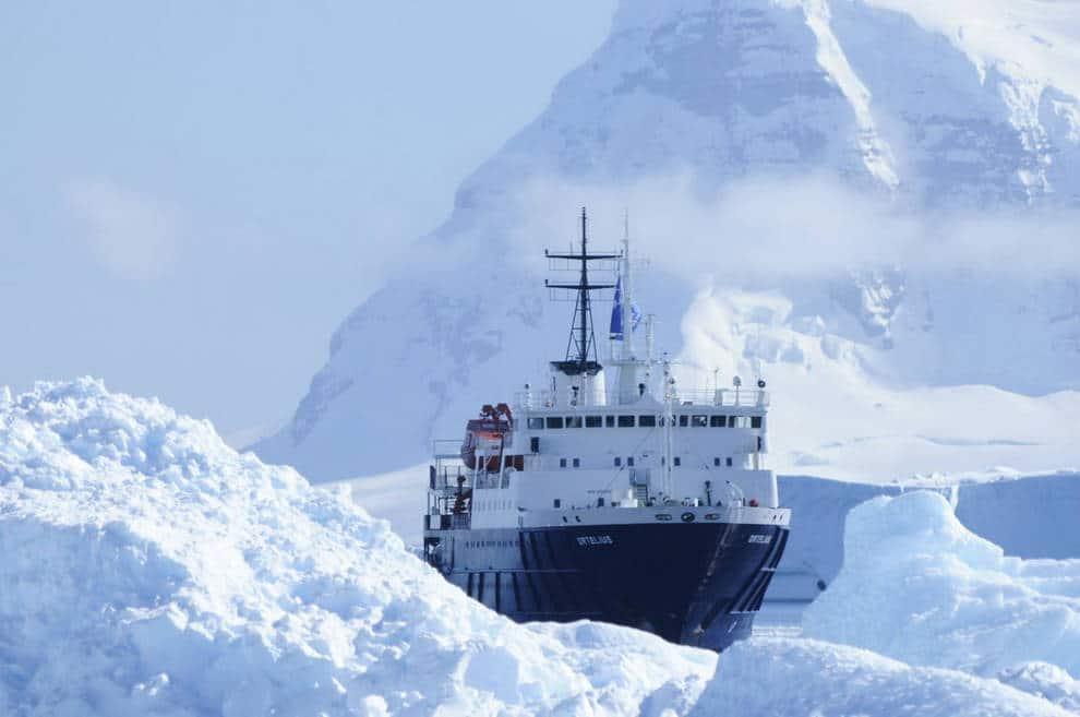 antarctique ortelius