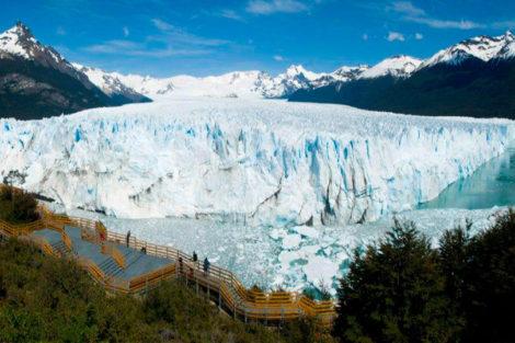 Glacier Periito Moreno